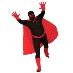 Déguisements, Déguisement de Super Héro rouge homme, 18617, 19,90€