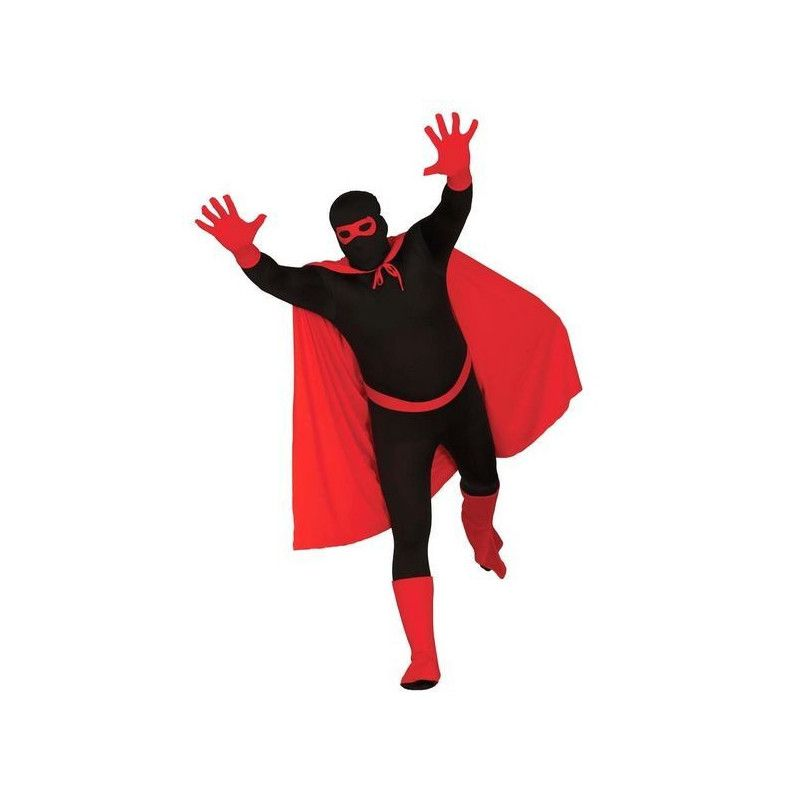 Déguisement de Super Héro rouge homme  8434077186176