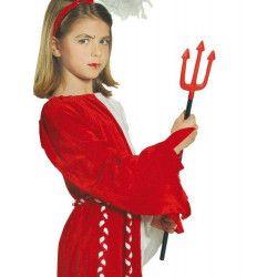 Trident du diable enfant 59 cm Accessoires de fête 16445GUIRCA
