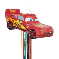 Déco festive, Pinata anniversaire Cars en 3D, U65981, 22,50€