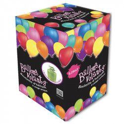 Bouteille hélium 0.25 m3 30 ballons 23 cm Déco festive 36250S