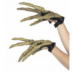 Gants de monstre adulte Accessoires de fête 86508