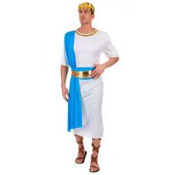 Déguisement empereur grec bleu homme Déguisements 16156-