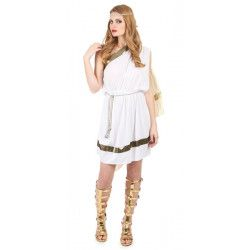 Déguisement déesse romaine avec cape femme taille S Déguisements 73561