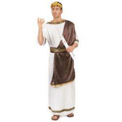 Déguisement romain marron homme taille L Déguisements 74407