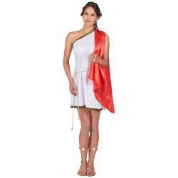 Déguisement déesse romaine courte femme Déguisements 79839-