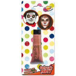 Maquillage crème couleur chair Accessoires de fête 15439