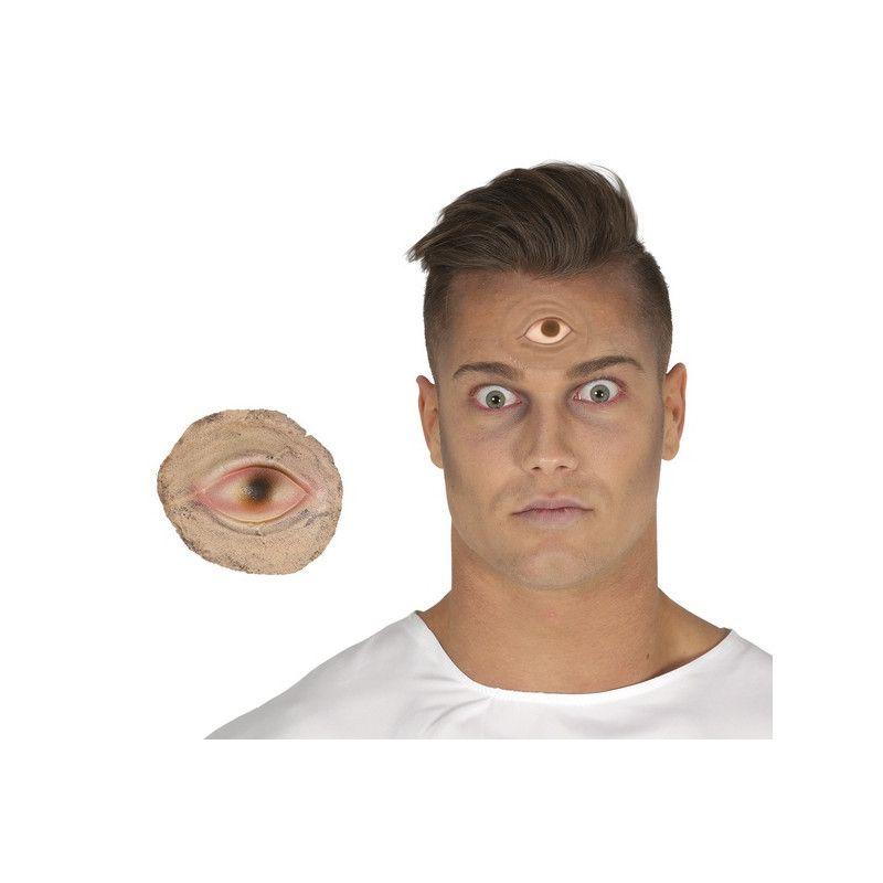 Fausse cicatrice troisème oeil Accessoires de fête 2046