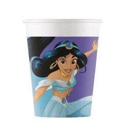 Gobelets anniversaire Princesse Disney Daydream™ x 8 Déco festive LPRI90867