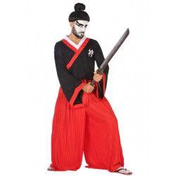 Déguisement samourai japonais homme Déguisements 53872-