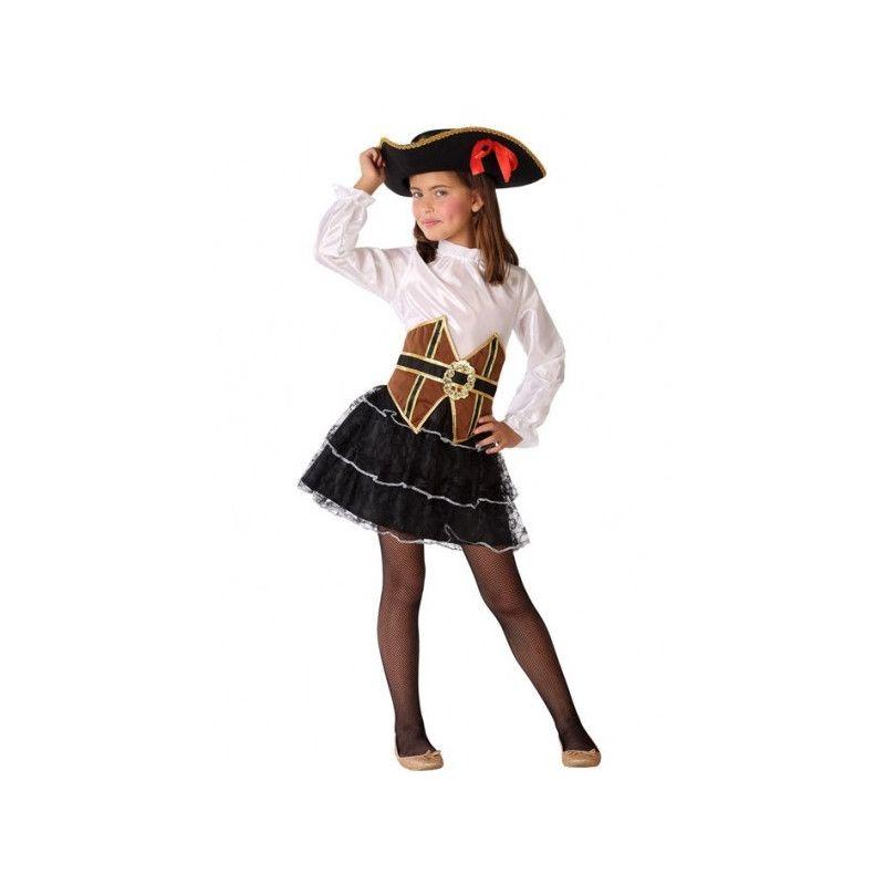 Déguisement pirate élégante fille Déguisements 61509-