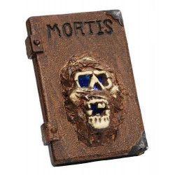 Livre mortuaire avec lumière Déco festive 19150