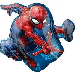 Ballon aluminium Spiderman 73 cm Déco festive 3466501