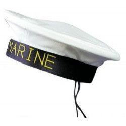 Chapeau de marin Accessoires de fête 873084