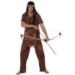 Déguisement indien avec bandeau homme taillle M-L Déguisements 10226