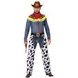 Déguisement cowboy homme Déguisements 61448-