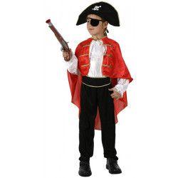 Déguisement Capitaine pirate garçon 4-6 ans Déguisements 95707