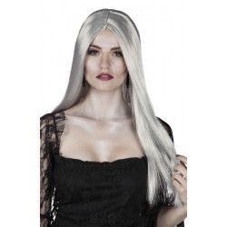 Perruque sorcière grise adulte Accessoires de fête 86082