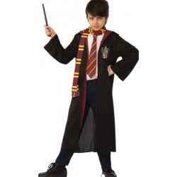Déguisement robe et accessoires Gryffondor Harry Potter™ garçon 5-8 ans Déguisements H-G40022