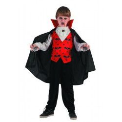 Déguisement vampire garçon 4-6 ans Déguisements 91075