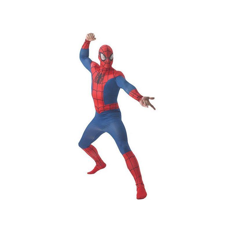 Déguisement Spiderman™ seconde peau adulte taille M-L Déguisements I-810362STD