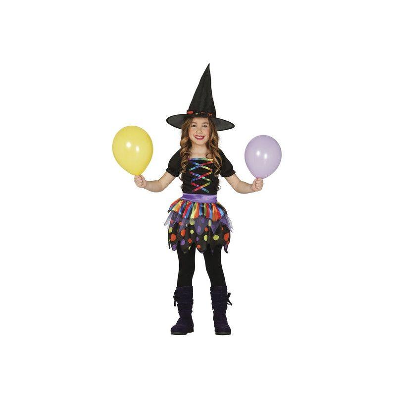 Déguisement sorcière espiègle fille Déguisements 83101-