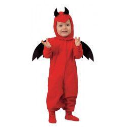 Déguisement diable rouge bébé Déguisements 81098-