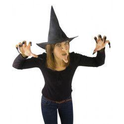 Kit sorcière adulte Accessoires de fête 44322