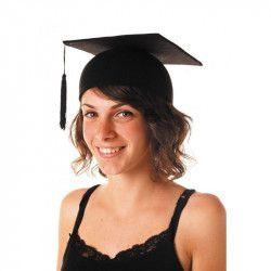 Chapeau étudiant avec défauts Accueil 624506-3