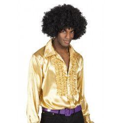 Déguisement chemise disco or homme Déguisements 0216-