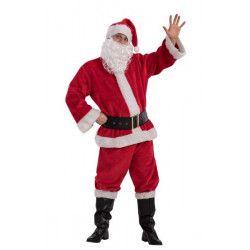 Déguisement Père Noël luxe adulte taille L/XL Déguisements 27043