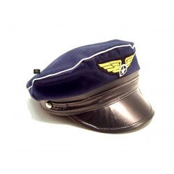 Casquette de pilote Accessoires de fête 8653242