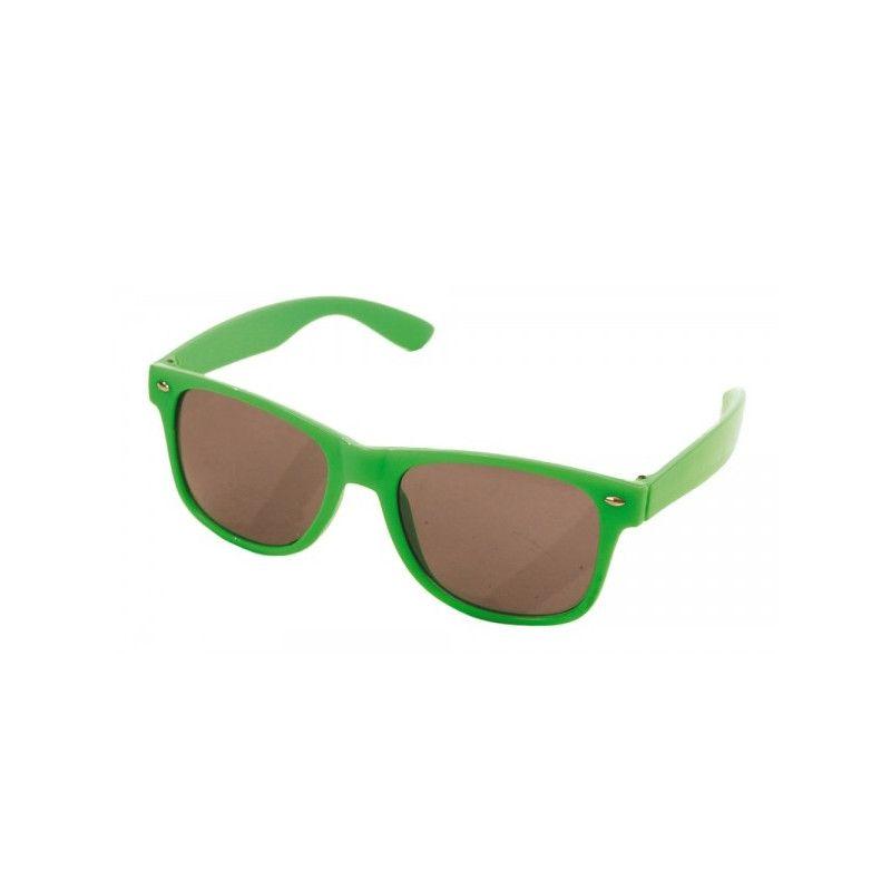 Lunettes vertes fluo Accessoires de fête 87118208