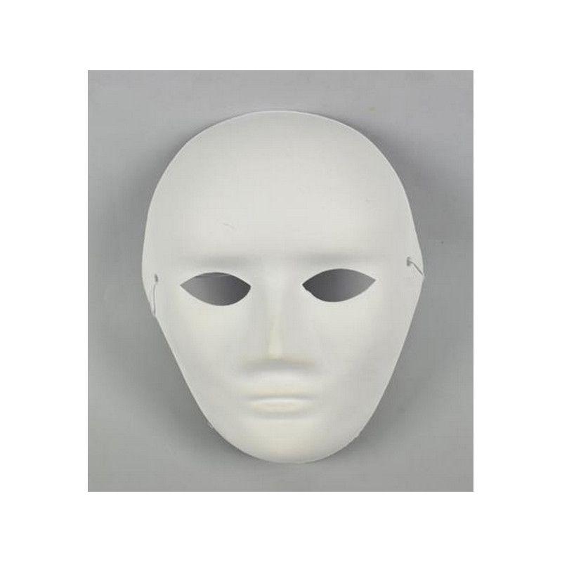 Masque à peindre homme Accessoires de fête 35704