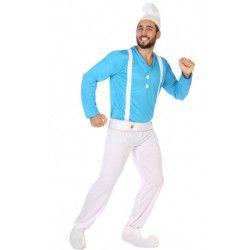 Déguisement nain bleu homme taille M-L Déguisements 5952