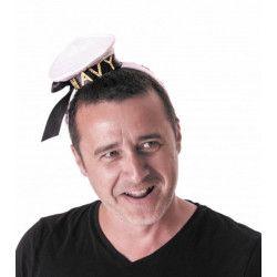 Serre-tête coiffe marin sexy Accessoires de fête 333192