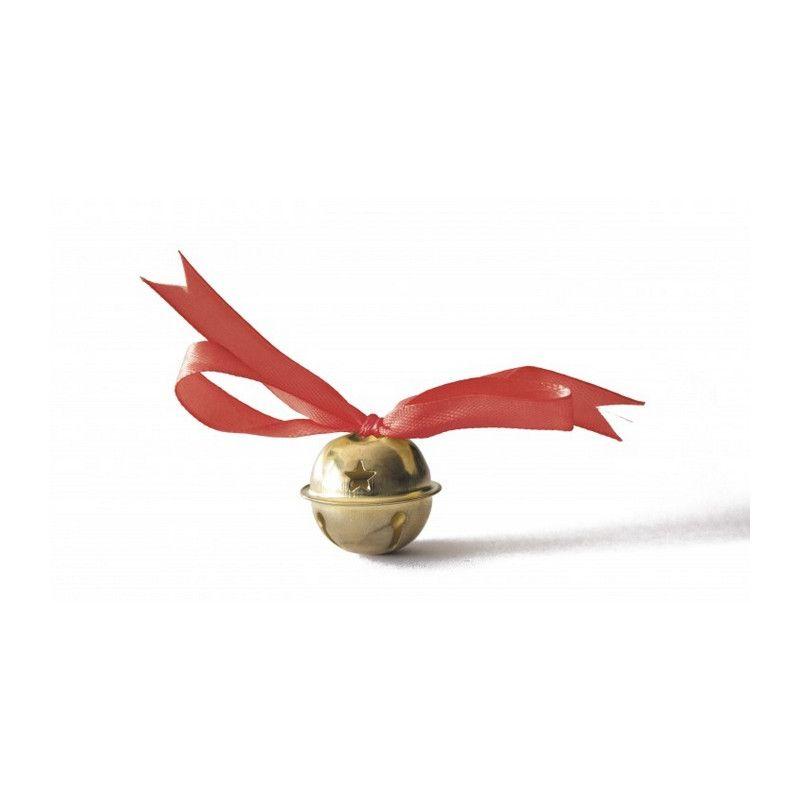 Grelots Noël dorés 6 pièces Déco festive 913511