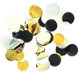 Confettis métallisés assortis 14 g Déco festive 9902284