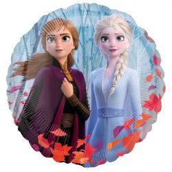 Ballon aluminium La Reine des Neiges Frozen 2™ 45 cm Déco festive 4038601