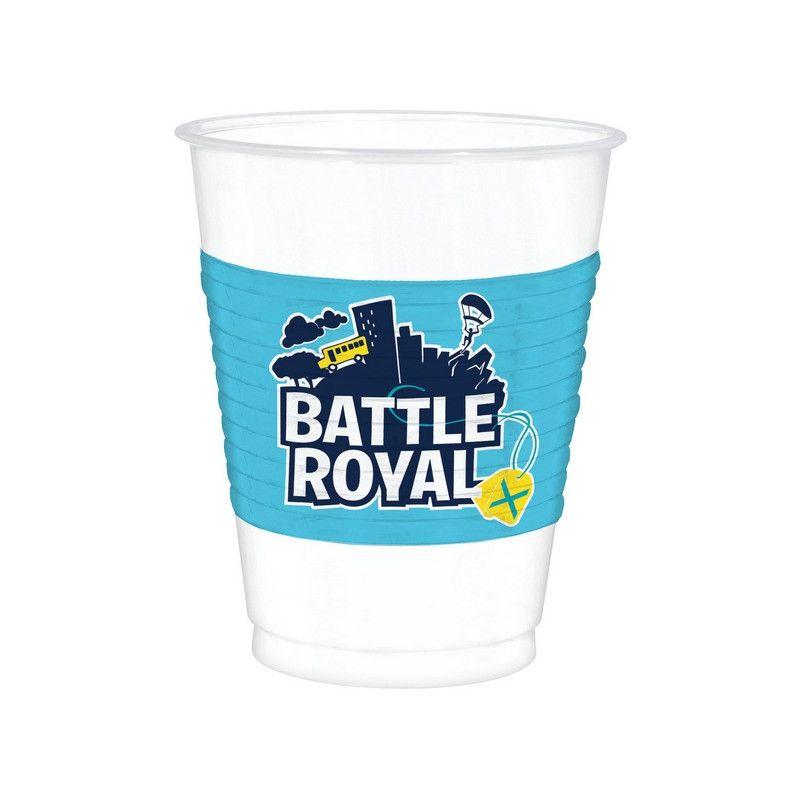 Gobelet plastique Battle Royal 47 cl Déco festive 4212412