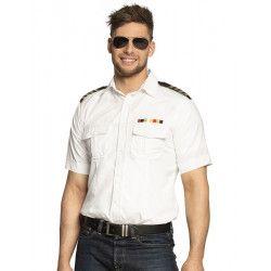 Déguisement chemise de pilote homme Déguisements 44389-