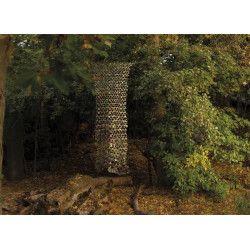Filet camouflage 230 x 80 cm Déco festive 44316