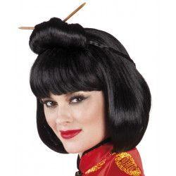 Perruque chinoise femme Accessoires de fête 86417