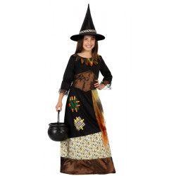 Déguisement sorcière fille 7-9 ans Déguisements 22751