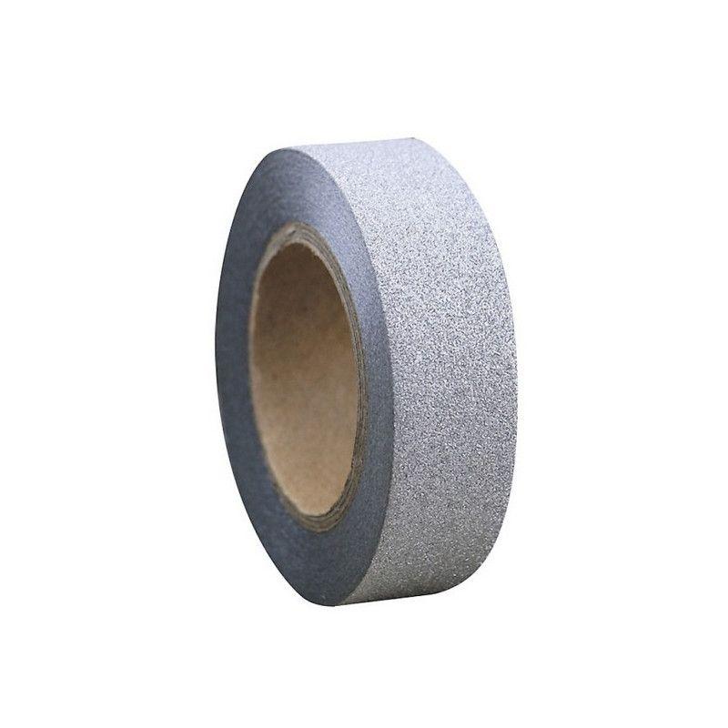 Rouleau ruban adhésif washi tape argent pailleté 10 m Déco festive 80811