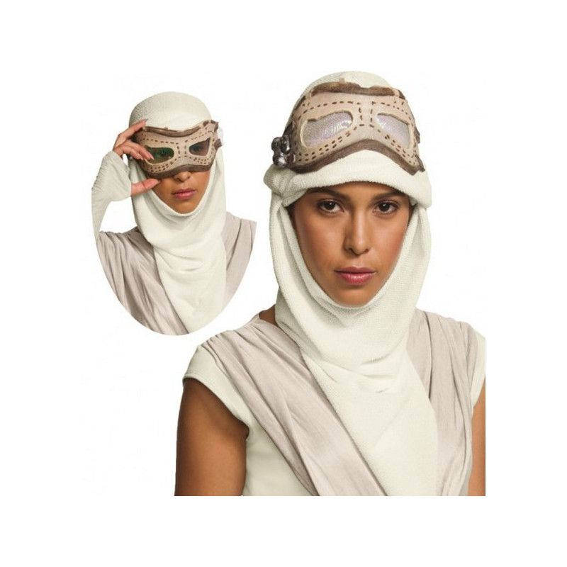 Masque et capuche Rey™ adulte Accessoires de fête ST-32297