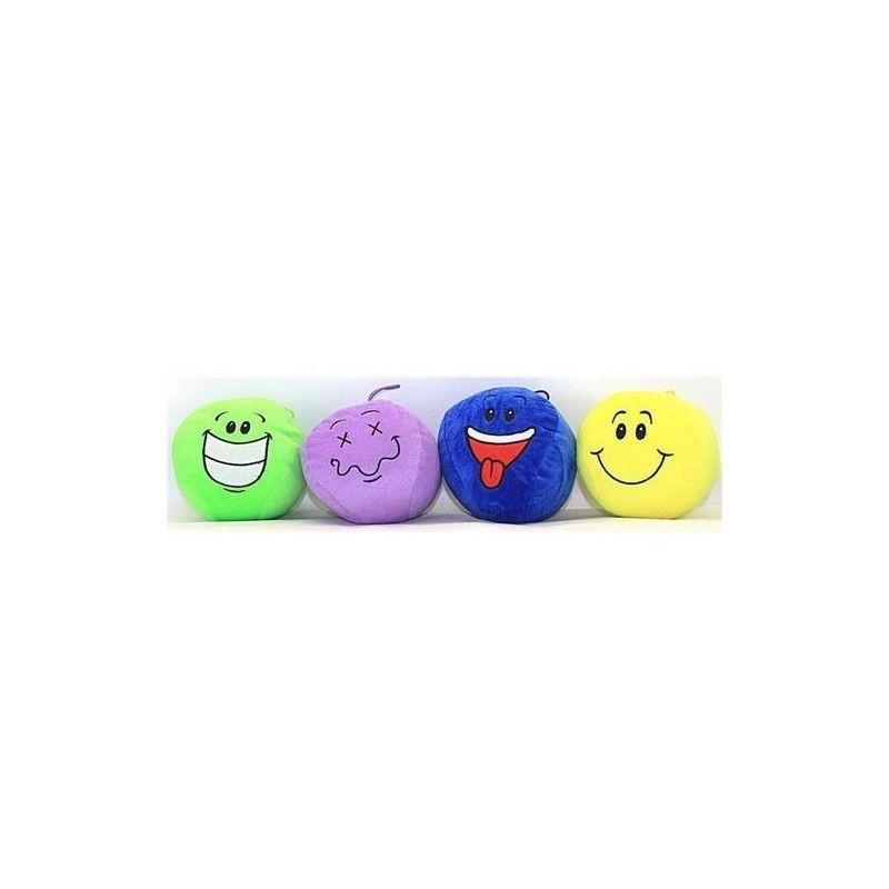Ballon peluche avec visage souriant Jouets et articles kermesse 198