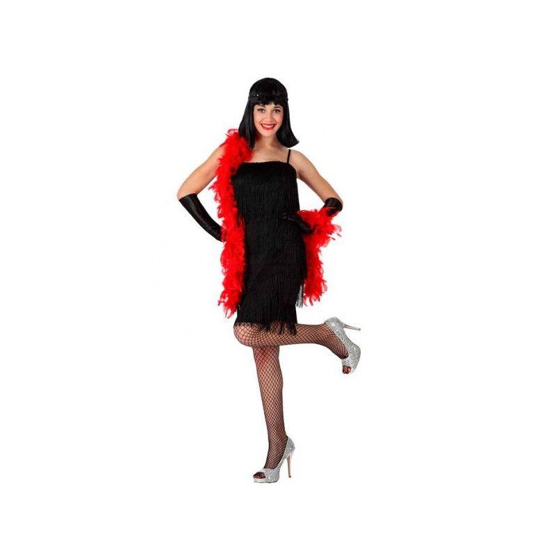 Déguisement charleston noir femme taille M-L Déguisements 15597