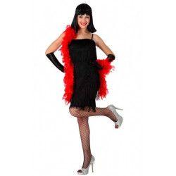 Déguisement charleston noir femme taille XL Déguisements 15598