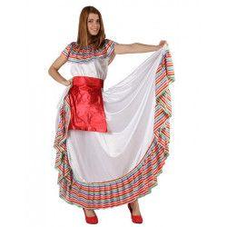 Déguisement mexicaine adulte taille L/XL Déguisements 19540
